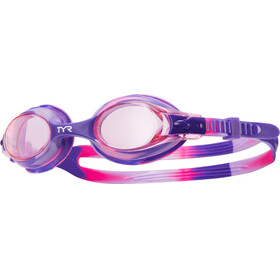 TYR Swimple Tie Dye Goggles Kids pink/purple